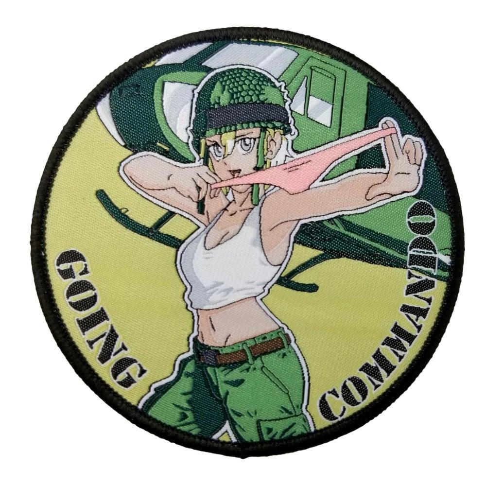 """Image of Erika """"Going Commando"""""""