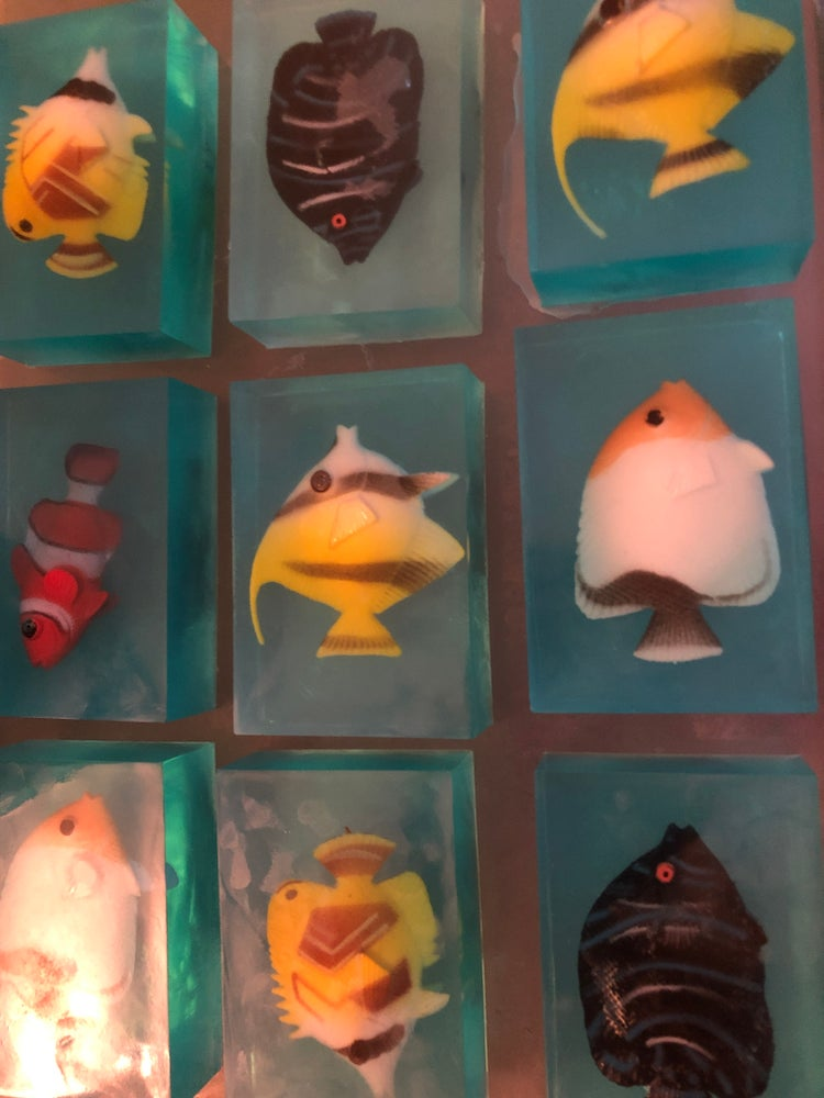 Image of Toy Fish Soap