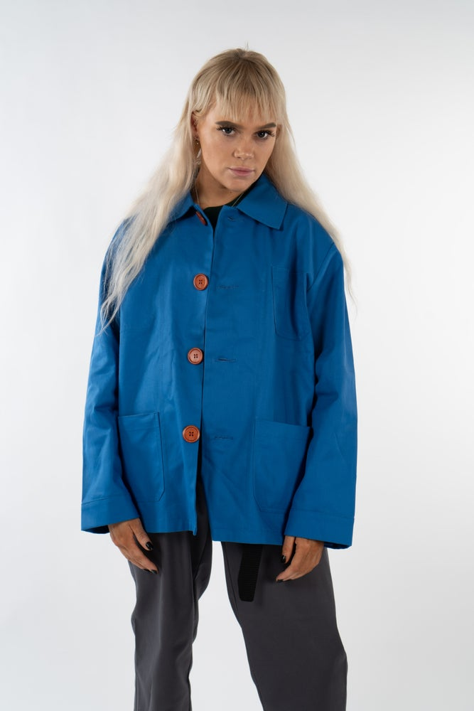 Image of Nostalgia Chore Jacket