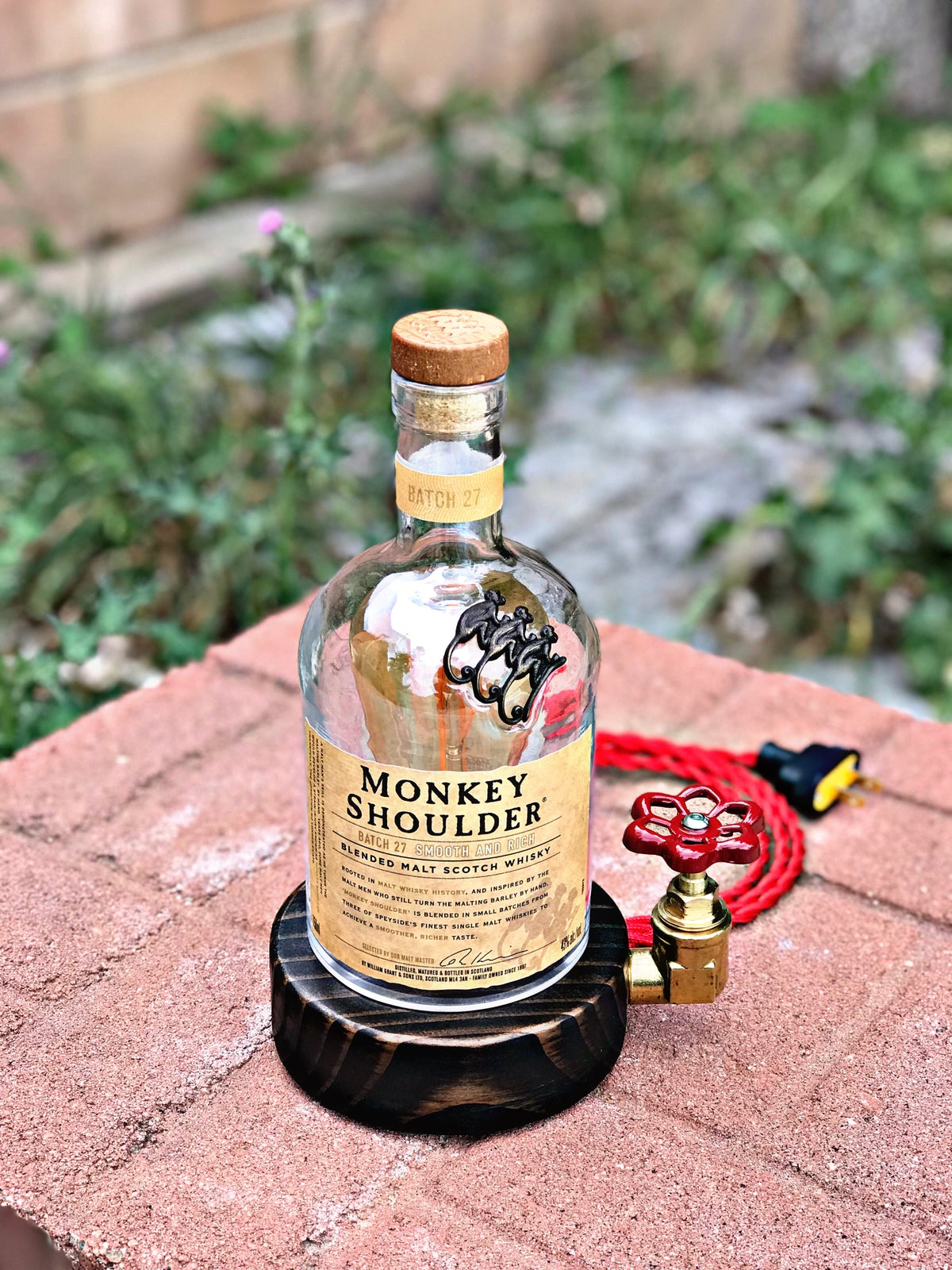 "Image of ""Monkey Business"" Table Lamp"
