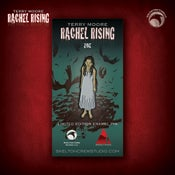 Image of Rachel Rising: Limited Edition Zoe enamel pin! BLACK FRIDAY SALE!