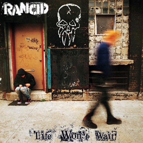 Image of Rancid - Life Won't Wait 2xLP