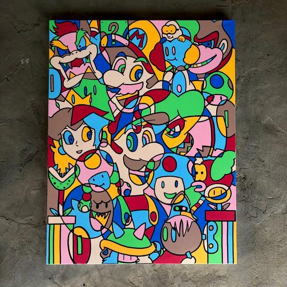 Image of Super Mario Smash