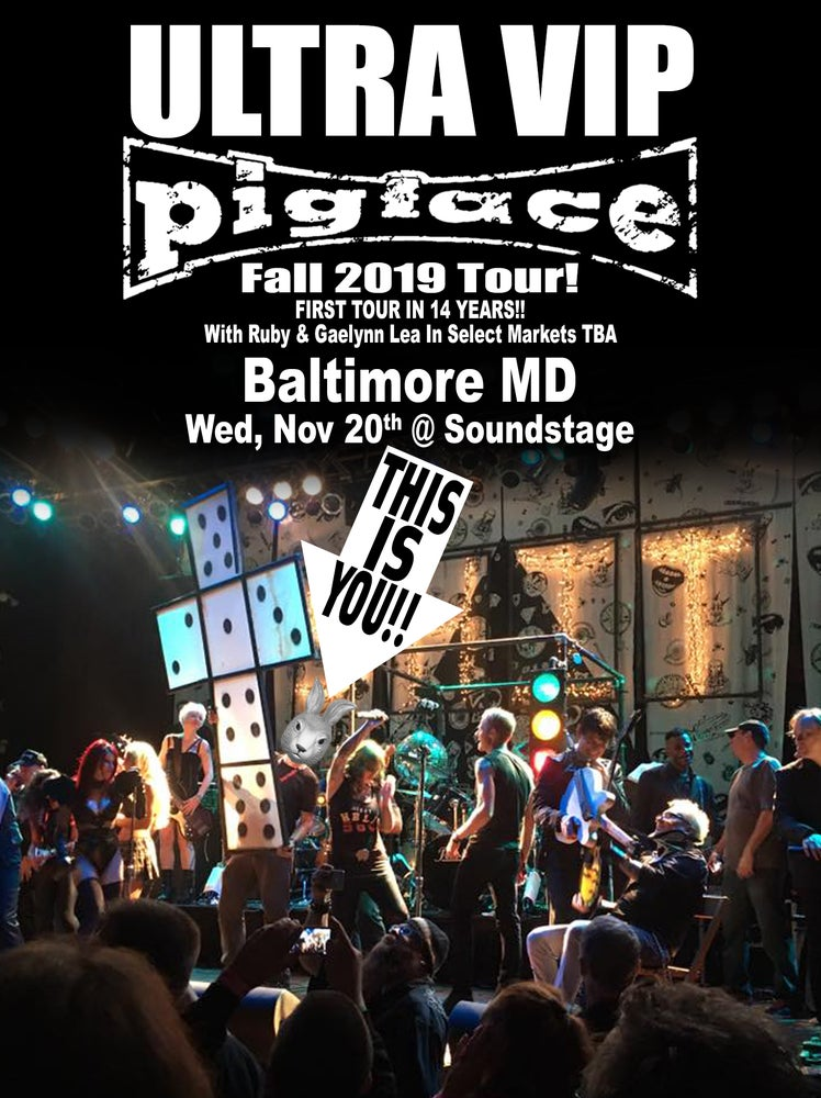 Image of Ultra VIP Wed, Nov 20 – Baltimore MD @ Soundstage