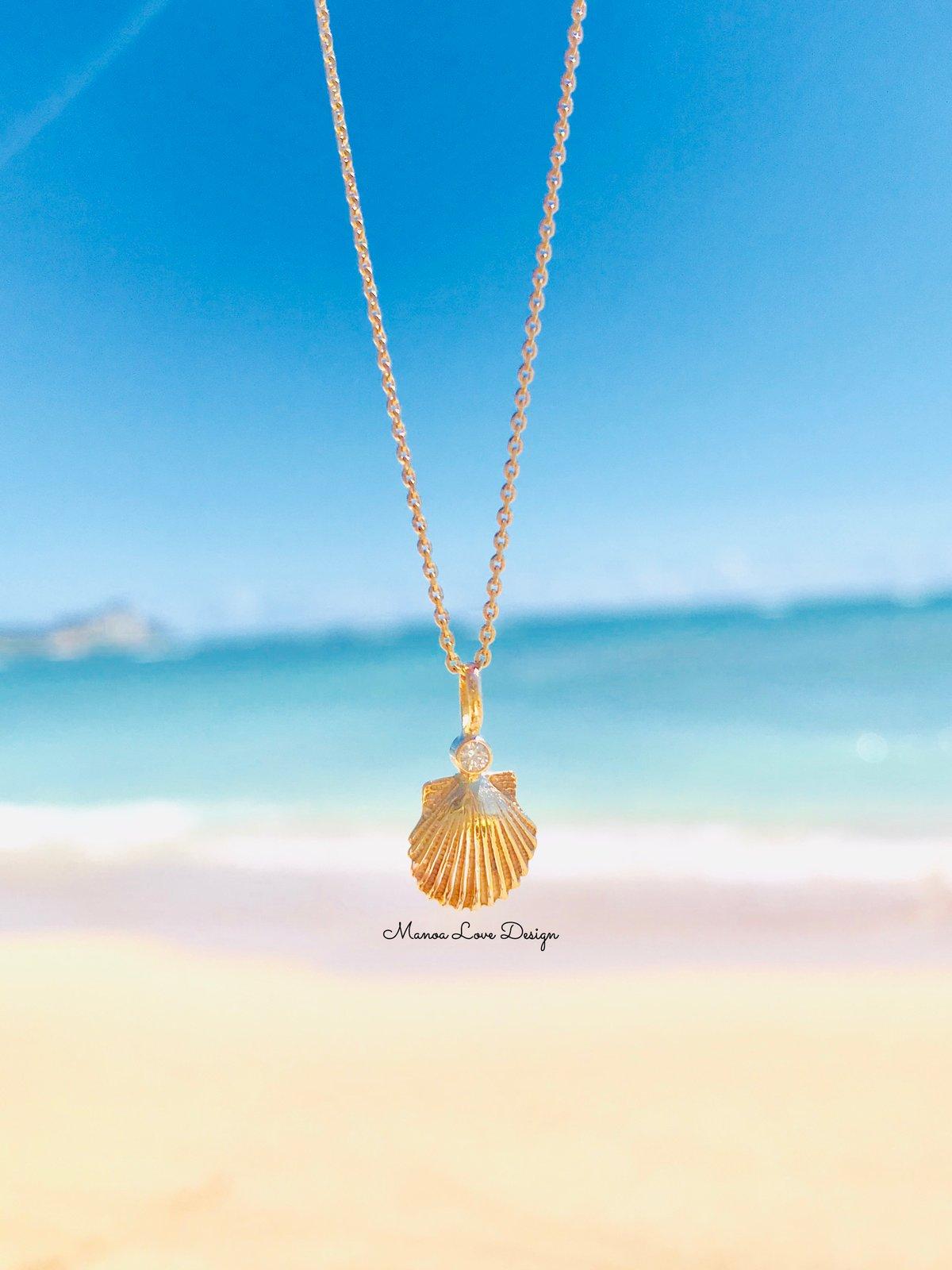 Image of Shell diamond