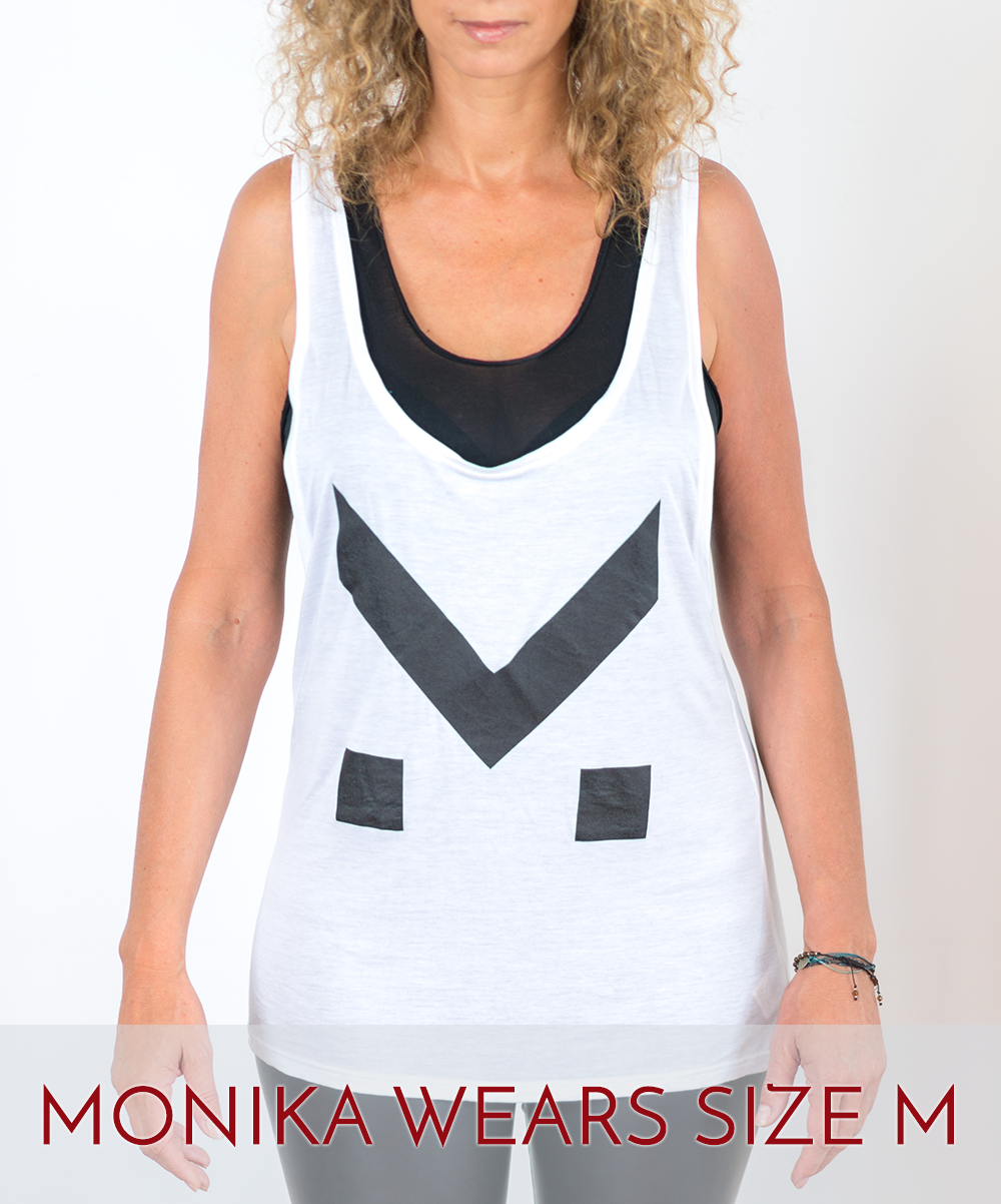 Image of M FOR MISCHIEVOUS - SOFT TENCEL VEST