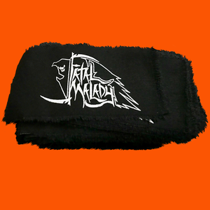 Image of Fatal Malady 6 x 3 inch Patch