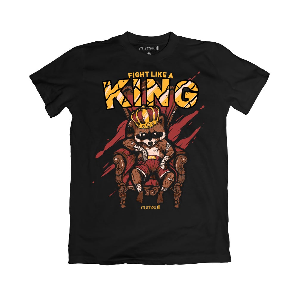 Image of FIGHT LIKE A KING