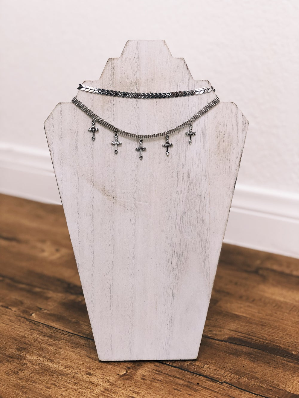 Image of Holy Grail 2-Piece Choker