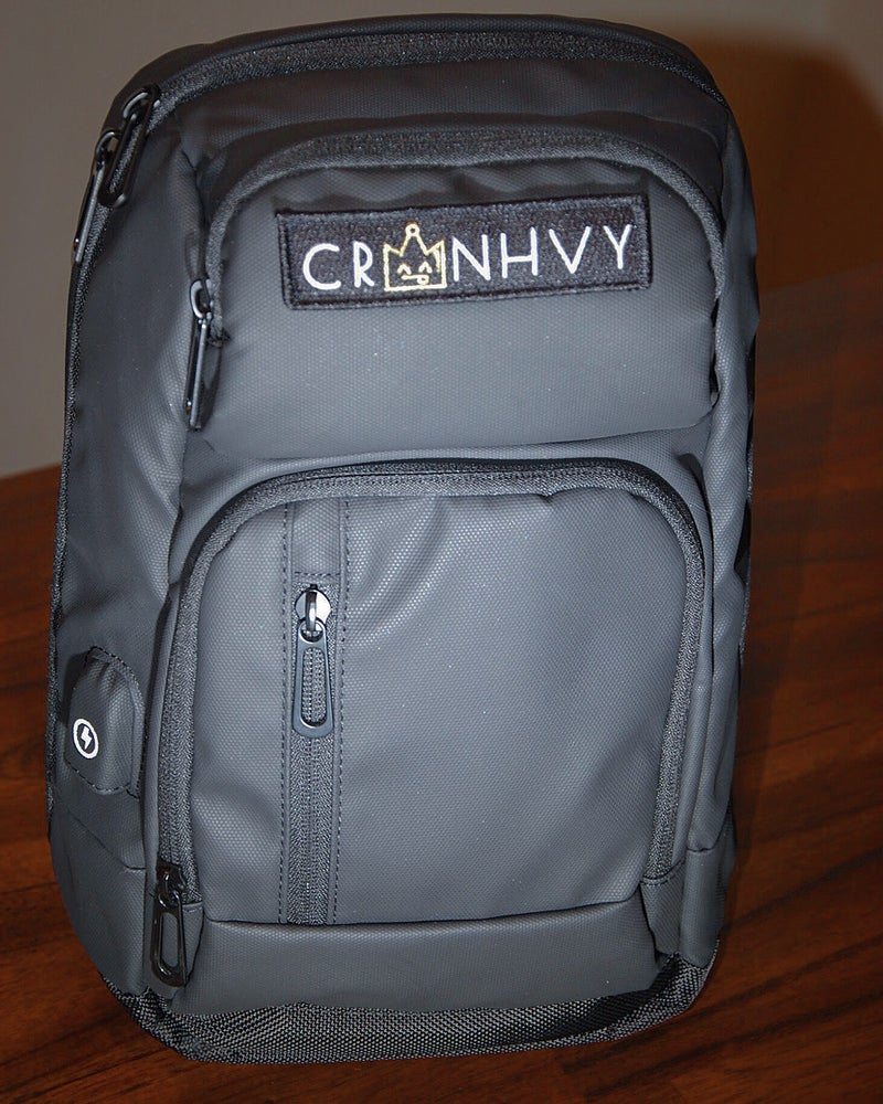 Image of CRWNHVY Travel Pack