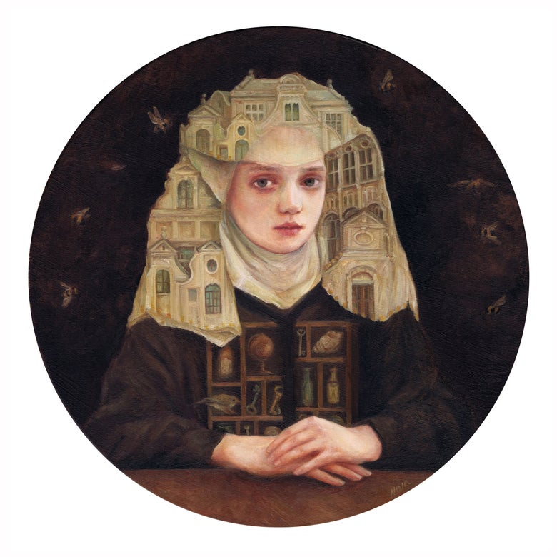 Image of 'The Miniaturist' by Nom Kinnear King