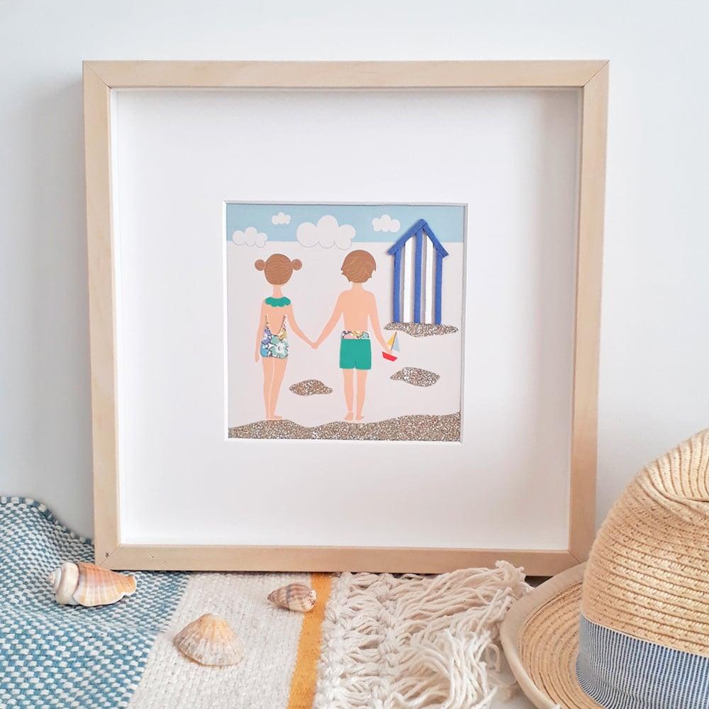 Image of La plage