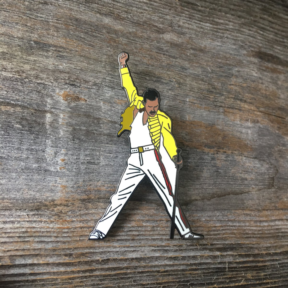 Image of Lil Fred Lapel Pin (2 inches tall)