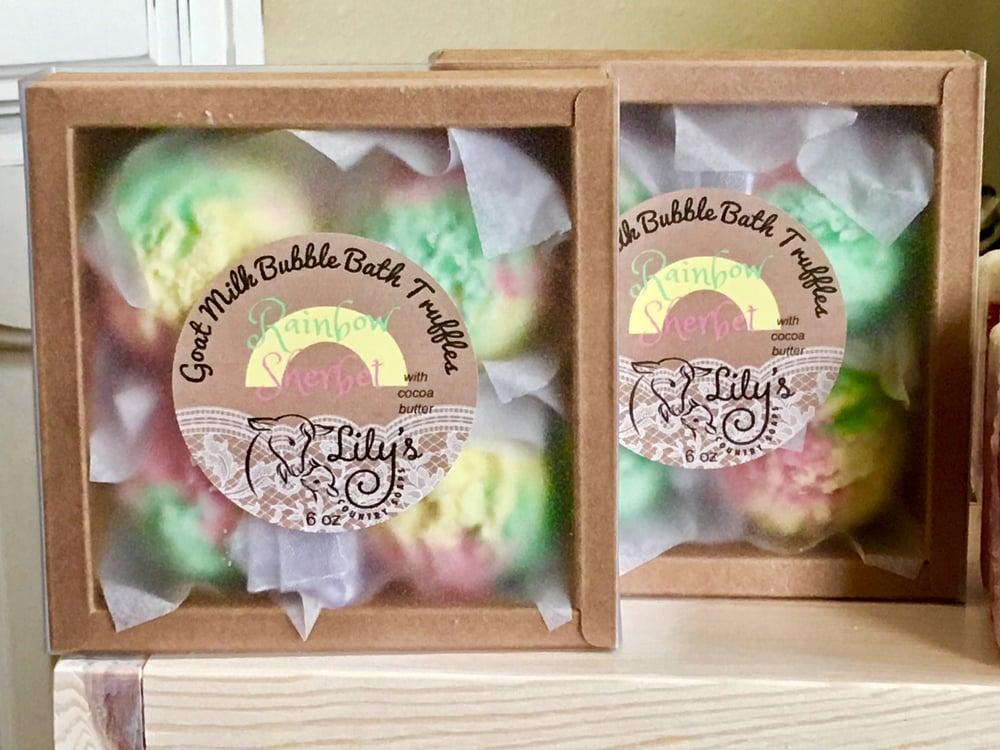 Image of Bubble Bath Truffles 4-pack