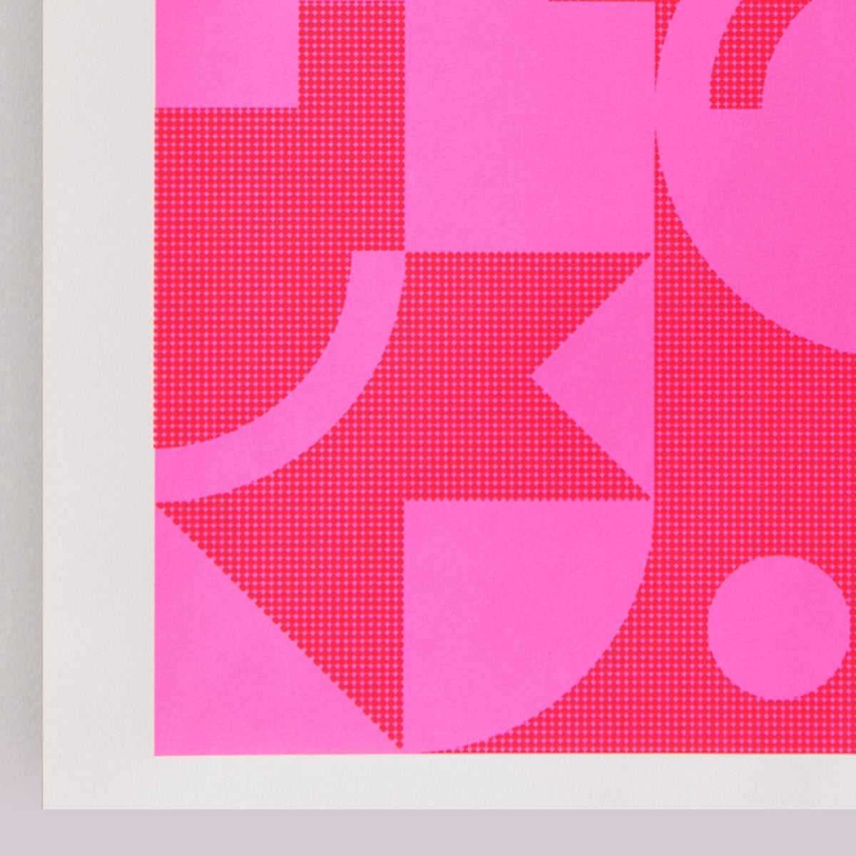 Image of Diptych in Pink 1