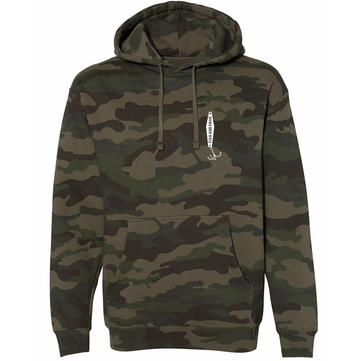 Image of NBMX JIG Pullover (camo)