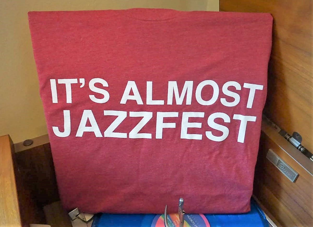 Image of It's Almost Jazzfest