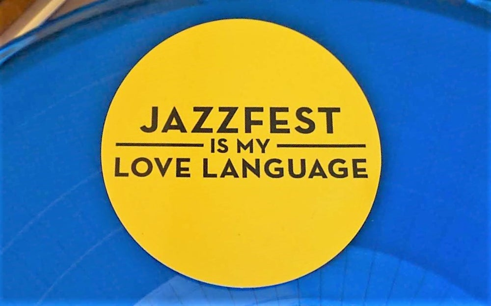 Image of Static Clings - Jazzfest is my Love Language
