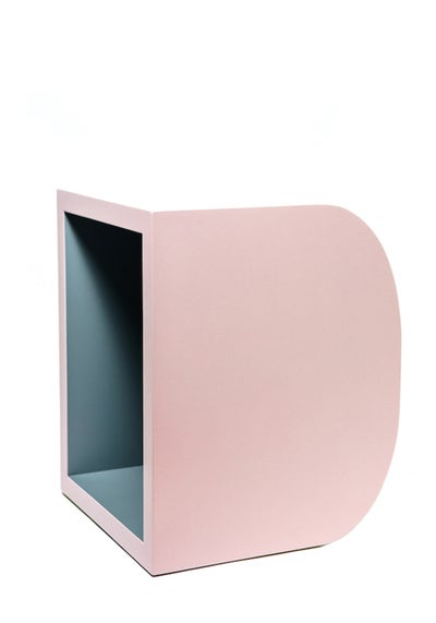 Image of D - Buchstabenhocker / letter stool
