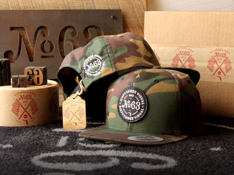 Image of Snap Back – Camo
