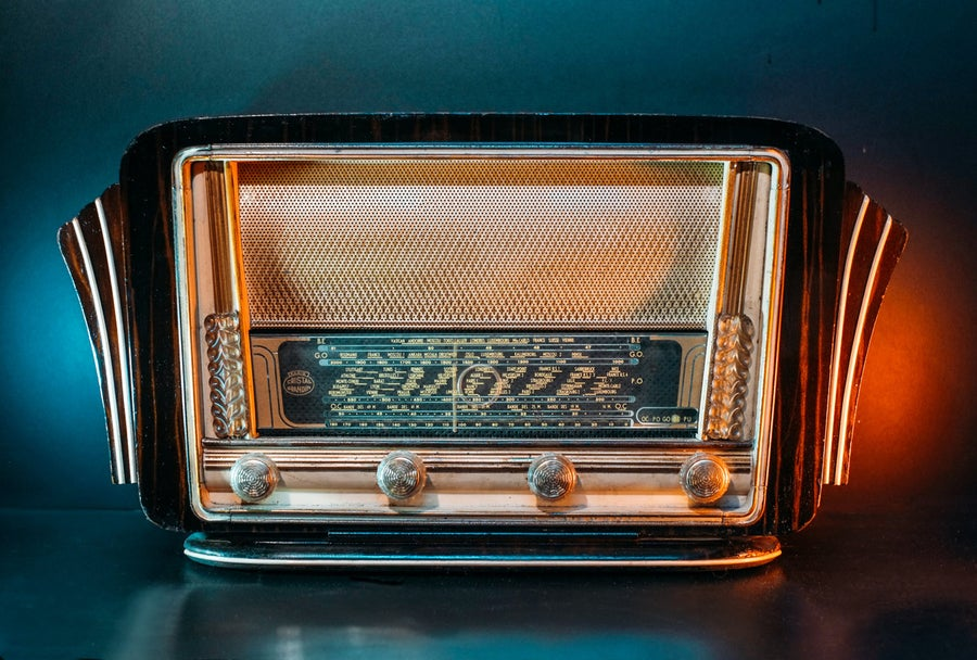 Image of CRISTAL GRANDIN 093 (1952) RADIO D'EPOCA BLUETOOTH