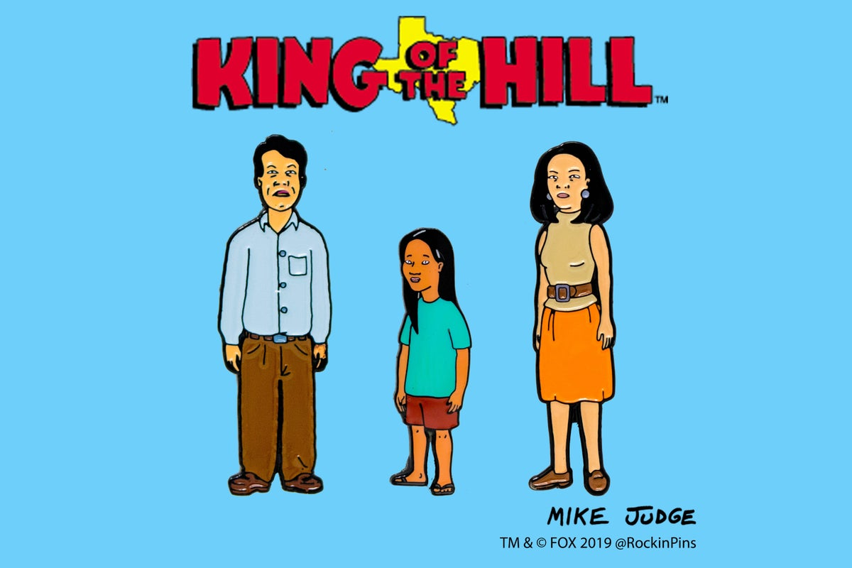 Image of King of the Hill - Souphanousinphone Family
