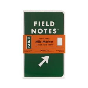 Image of Field Notes - Mile Marker
