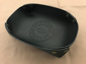 Image of WC Leather Valet Tray