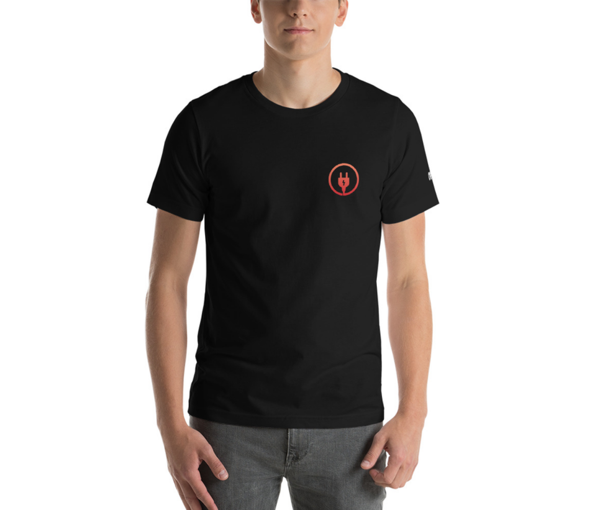 Image of Outlet Plug T-Shirt