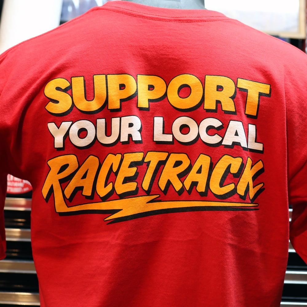 RACETRACK RED