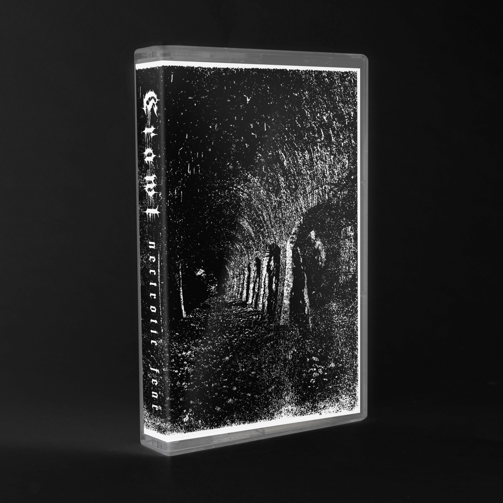 Image of Necrotic Fear Cassette Tape