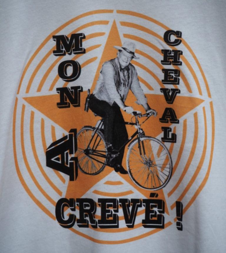 Image of Mon Cheval A Crevé - Vintage Collection © Selecterwolf