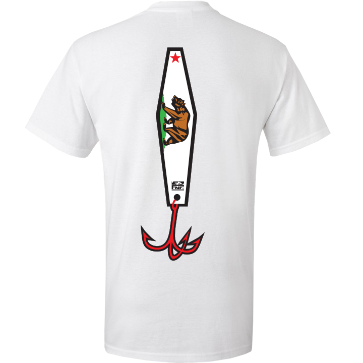 Image of CA-JIG Tee (white)