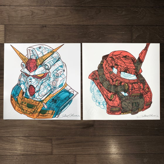 Image of MECHASOUL MOBILE SUITS