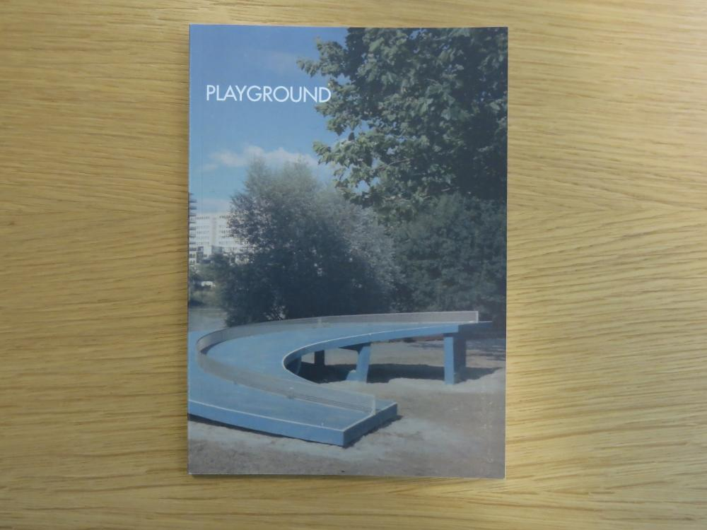 Image of PLAYGROUND / EDPATHS14
