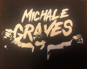 Image of Michale Graves Small 3X4 patches