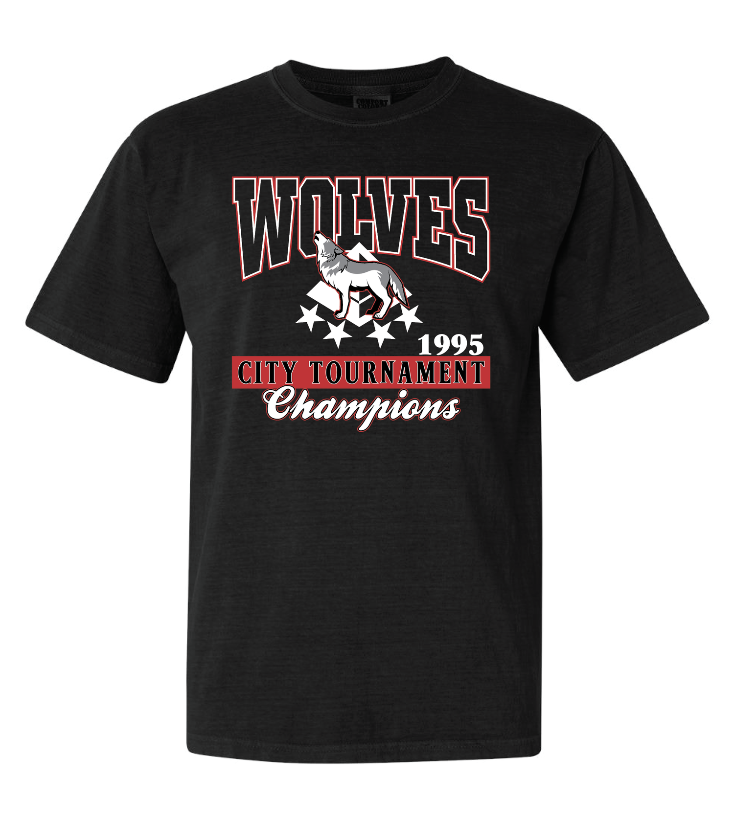 """Image of """"City Champs"""" Vintage Tee"""
