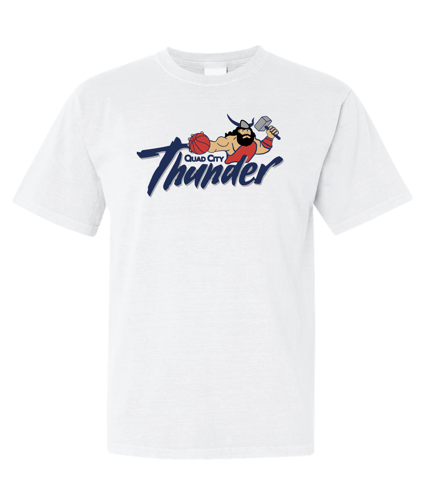 Image of QC Thunder Vintage Tee