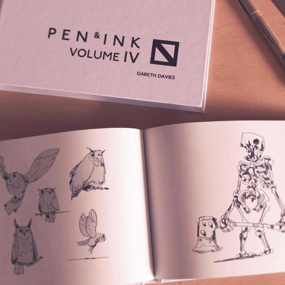 Image of Pen & Ink Volume IV