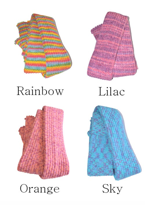 Image of Wool Legwarmers