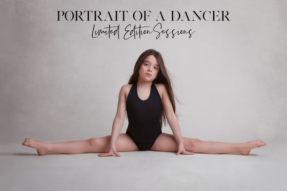 Image of PORTRAIT OF A DANCER: Limited Edition Session