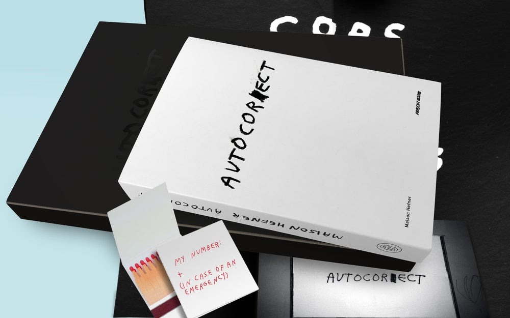 Image of AUTOCORECT - LIMITED ARTIST BOX (Preorder)