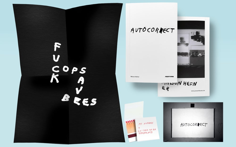 Image of AUTOCORECT - LIMITED ARTIST BOX