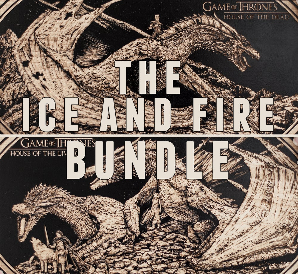 Image of The Ice and Fire Bundle