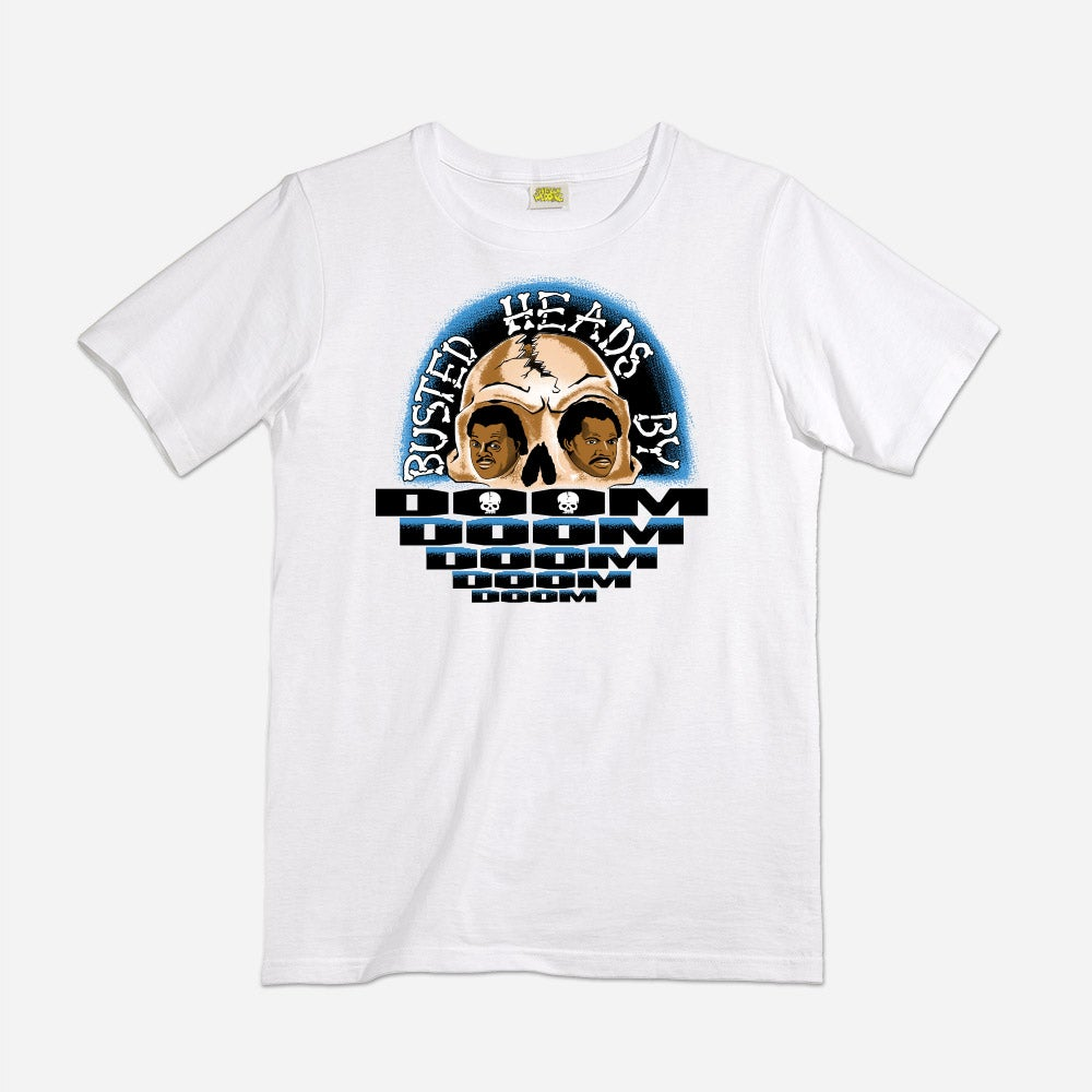 Image of Doom tag team shirt