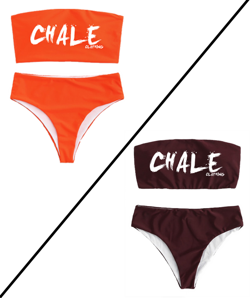 Image of Chale Two~Piece