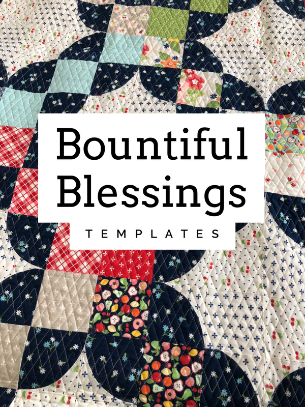 Image of Bountiful Blessings Templates