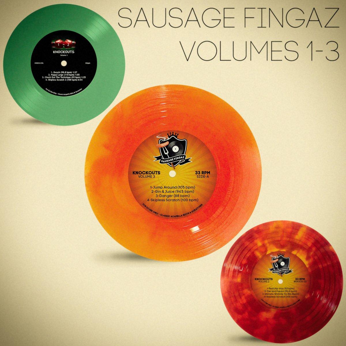 Image of Sausage Fingaz - Corona Sale