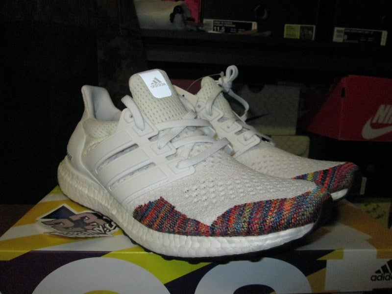 "Image of adidas UltraBoost LTD ""Multicolor/White"""