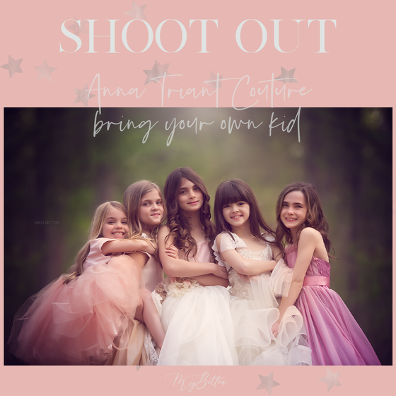 Image of Anna Triant Couture- Bring your Own Child Shoot Out